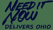 Need It Now Delivers Ohio Logo